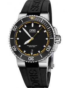 Oris Diving Aquis Date 73376534127-0742634EB