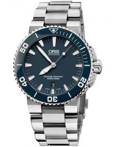 Oris Diving Aquis Date 73376534155-0782601PEB