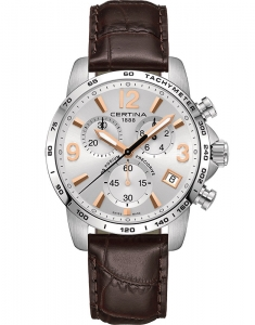 Certina DS Podium Chronograph 1/10 sec C034.417.16.037.01
