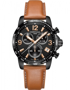 Certina DS Podium Chronograph 1/10 sec C034.417.36.057.00