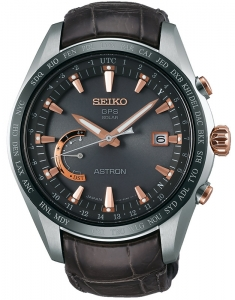 Seiko Astron 8X Series World-Time SSE095J1