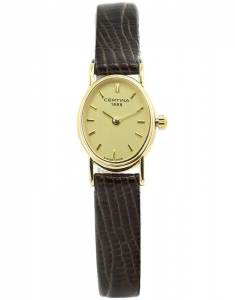 Certina Aska Gold C153.9027.65.31
