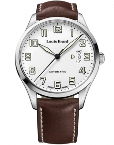 Louis Erard Heritage Limited Edition 69297AA01.BVA07