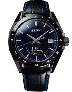 Grand Seiko Heritage Black Ceramic Limited Edition 500 buc. SBGE039