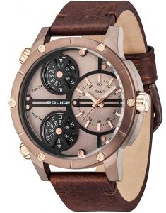 Police Rebel Style Rattlesnake 14699JSBN/12