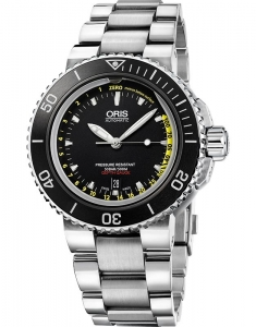 Oris Diving Aquis Depth Gauge 73376754154-SETMB