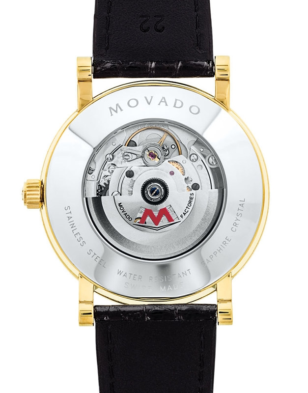 Movado Red Label 0607007