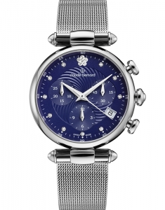 Claude Bernard Dress Code Lady Chronograph 10216 3 BUIFN2