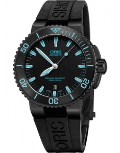 Oris Diving Aquis Date 73376534725-0742634BEB
