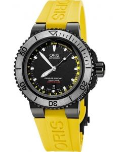 Oris Diving Aquis Depth Gauge 73376754754-SetRS