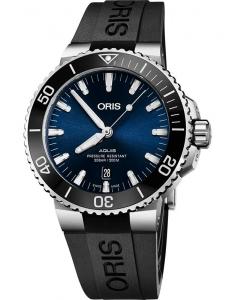 Oris Diving Aquis Date 73377304135-0742464EB