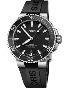 Oris Diving Aquis Date 73377304154-0742464EB