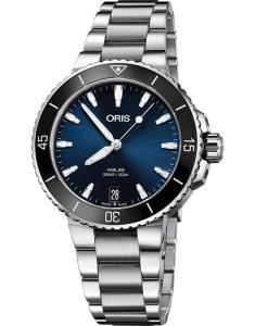 Oris Diving Aquis Date 73377314135-0781805P