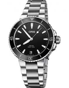 Oris Diving Aquis Date 73377314154-0781805P