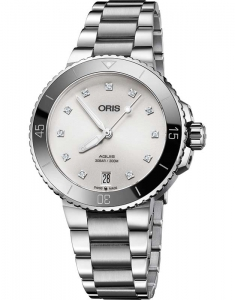 Oris Diving Aquis Date Diamonds 73377314191-0781805P