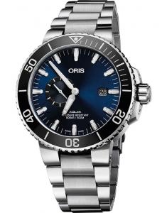 Oris Diving Aquis Small Second 74377334135-0782405PEB