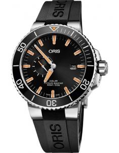 Oris Diving Aquis Small Second 74377334159-0742464EB