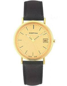 Certina Gold Aska C115.9195.68.31