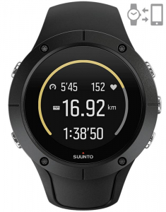 Suunto Outdoor Spartan Trainer Wrist HR Black SS022668000