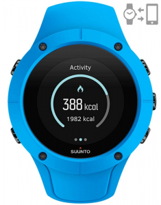 Suunto Outdoor Spartan Trainer Wrist HR Blue SS023002000