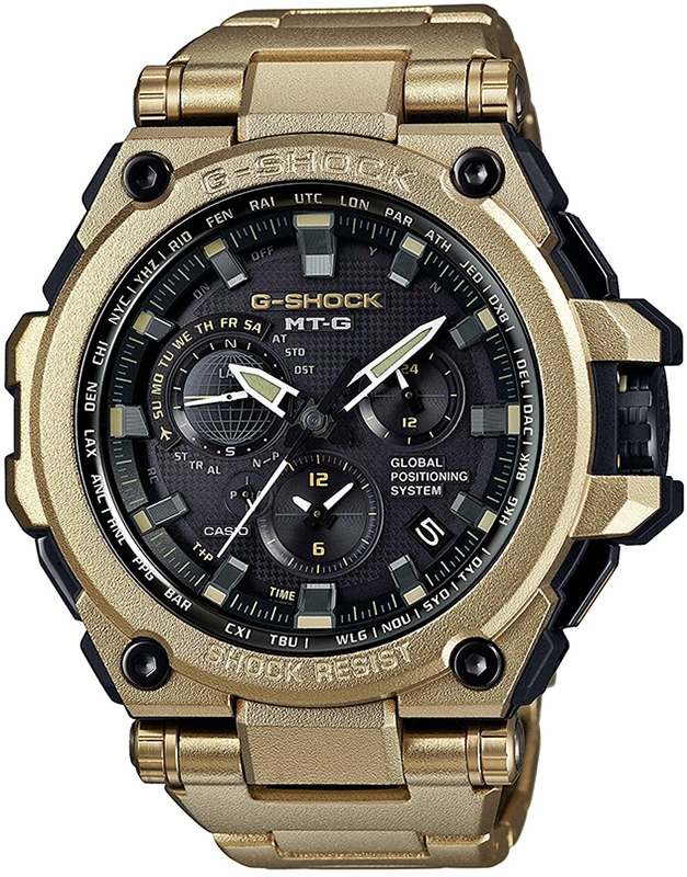 Casio G-Shock Exclusive MT-G MTG-G1000RG-1AER