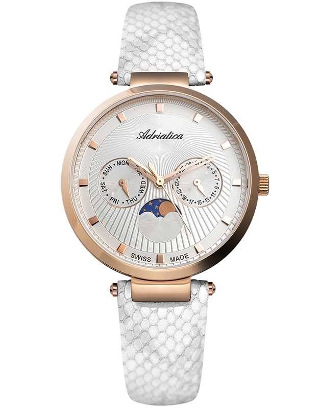 Adriatica Moonphase for Her A3703.9243QF