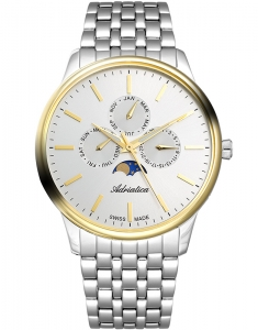 Adriatica Moonphase for Him A8262.2113QF