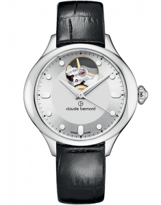 Claude Bernard Dress Code Open Heart 85027 3 AIN