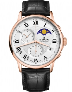 Edox Les Bemonts Style and Elegance 01651 37R AR