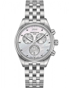 Certina DS 8 Lady Chronograph C033.234.11.118.00