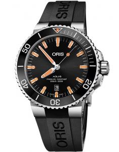 Oris Diving Aquis Date 73377304159-0742464EB