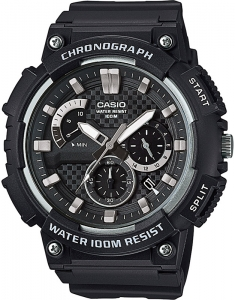 Casio Collection MCW-200H-1AVEF