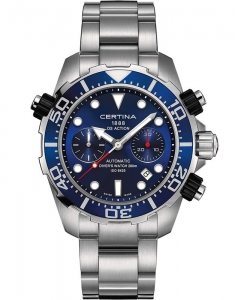 Certina DS Action Diver's Watch C013.427.11.041.00