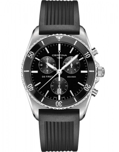 Certina DS First Ceramic Chrono C014.417.17.051.00