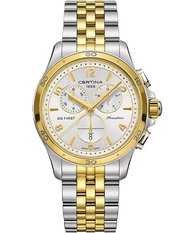 Certina DS First Lady Chronograph C030.217.22.037.00