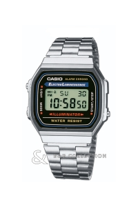 Casio Collection A168WA-1WYEF
