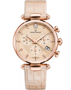 Claude Bernard Dress Code Lady Chronograph 10215 37R BEIR2