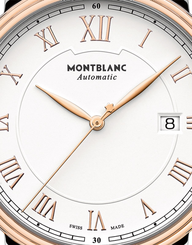 Montblanc Tradition Date Automatic 114336