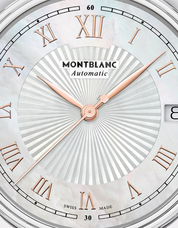 Montblanc Tradition Date Automatic 114366