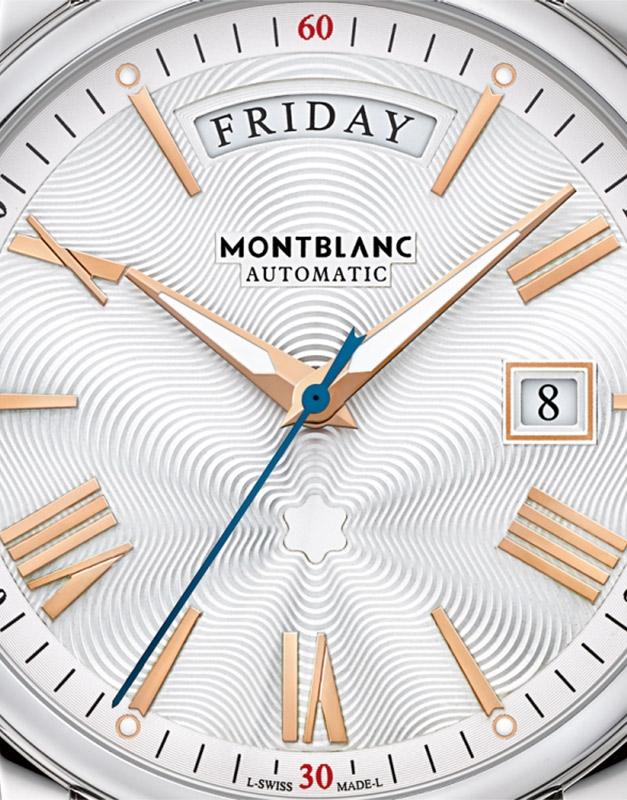 Montblanc 4810 Day Date 114854
