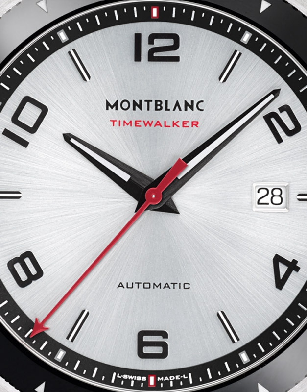 Montblanc TimeWalker Date Automatic 116058