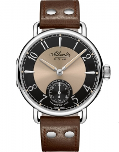 Atlantic Worldmaster 1888 130 Years 57950.41.65B