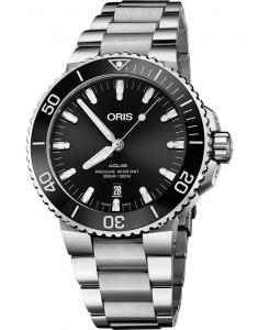 Oris Diving Aquis Date 73377304134-0782405PEB