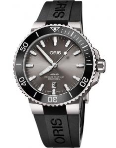 Oris Diving Aquis Titanium Date 73377307153-0742464TEB