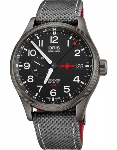 Oris Aviation Big Crown Propilot GMT Rega Limited Edition 74877104284-Set