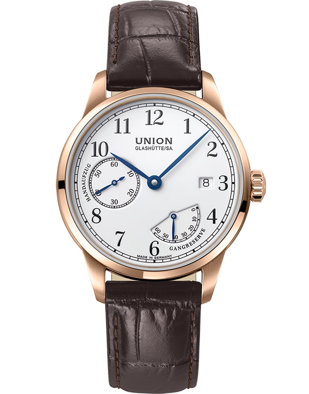 Union Glashutte 1893 Johannes Durrstein Limited Edition D903.456.76.017.00