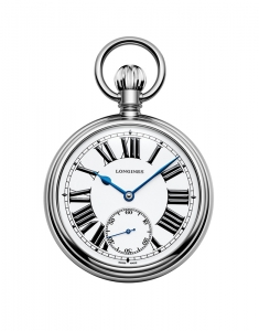 Longines Heritage The Longines RailRoad Pocket Watch L7.039.4.21.2