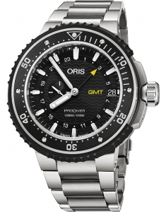 Oris Diving ProDiver GMT 74877487154-0782674PEB