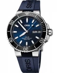 Oris Diving Aquis Big Day Date 75277334135-0742465EB