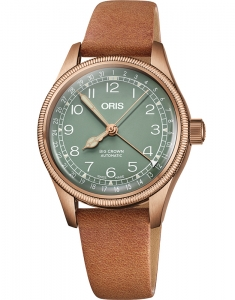 Oris Aviation Big Crown Bronze Pointer Date 75477493167-0751766BR